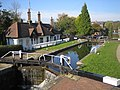 Grand Union Canal, Ravens Lock No. 54 - geograph.org.uk - 592524.jpg