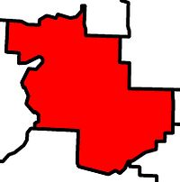 GrandePrairieSmoky electoral district 2010.jpg