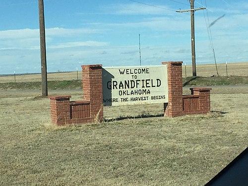 Grandfield chiropractor