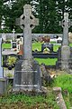 Graveyard, Crebilly - geograph.org.uk - 580740.jpg