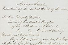 Diplomatic correspondence - Wikipedia