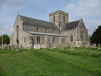 John Seymour (1474–1536) - Church of St Mary The Virgin, Great Bedwyn