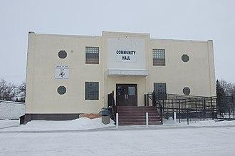 Grenfell, Saskatchewan - Community Hall