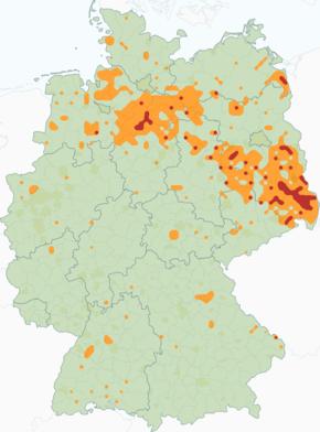 Wölfe In Deutschland Wikipedia