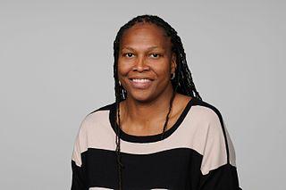 Yolanda Griffith Basketball player
