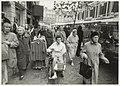 Grote Houtstraat, nabij de Spekstraat, ziende naar de Grote Markt. NL-HlmNHA 54031979.JPG