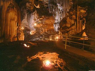Ipoh - The Gua Tempurung Limestone Caves