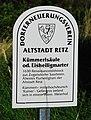 GuentherZ 2010-08-21 0211 Retz Kuemmerlkapelle Tafel1.jpg