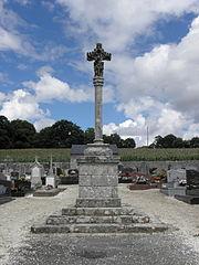 croix de cimetière de Guern