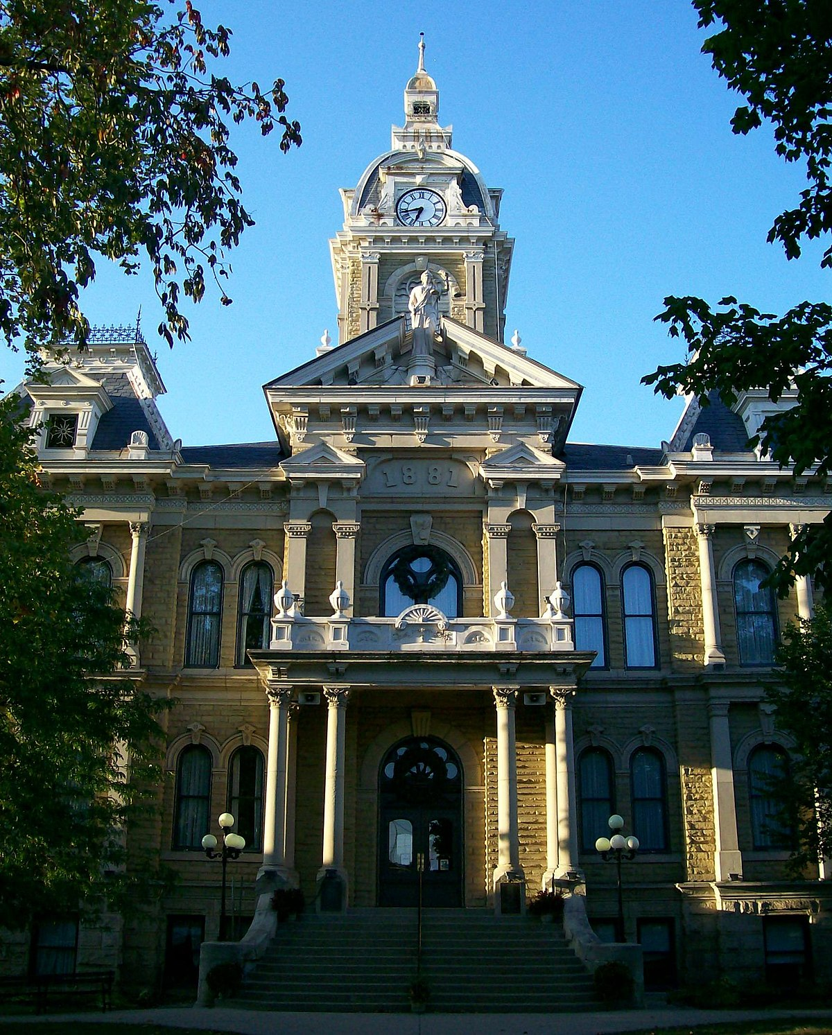 Guernsey County Courthouse Wikipedia