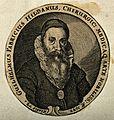 Guglielmus Fabricius of Hilden. Line engraving. Wellcome V0001833.jpg