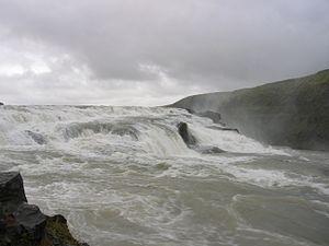 Gullfoss - Image: Gullfoss 2005
