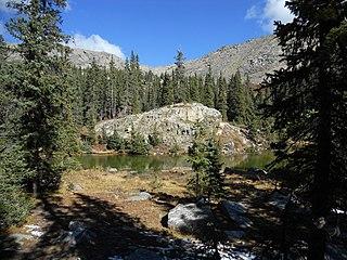 Gunsight Pass (Sawatch Range, Colorado) High mountain pass in Colorado, US