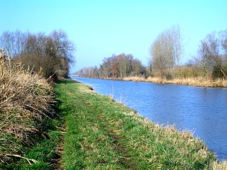 Canal de lOise à lAisne Canal in northern France