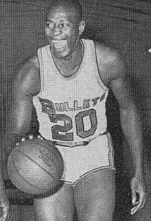 Gus Johnson (basketball)