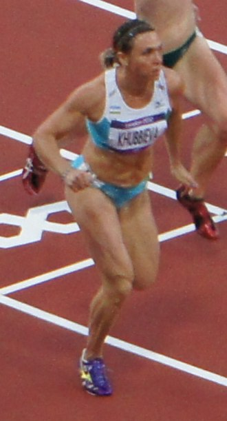 Guzel Khubbieva - Guzel Khubbieva at the 2012 Summer Olympics