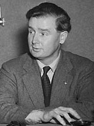 Gwynfor Evans - Evans in 1951