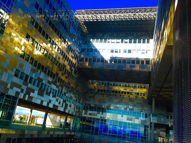 Le nouvel Hôtel de Ville de Montpellier