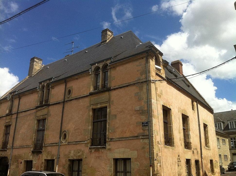 Hôtel du Moulin de Tercey, 2 rue Saint-Martin