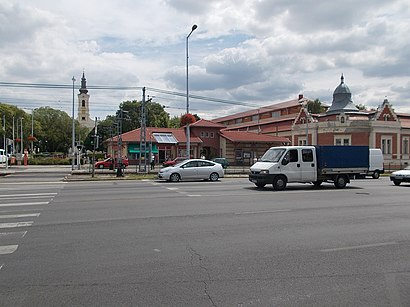 How to get to Soroksár, Hősök Tere with public transit - About the place