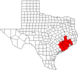 Image Result For Texas Counties And Cities Map