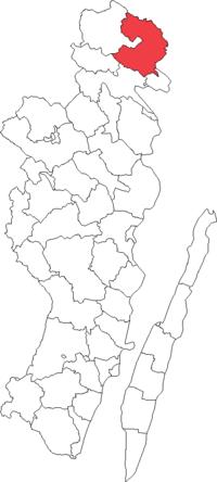 Tjust-Eds landskommune i Kalmar amt