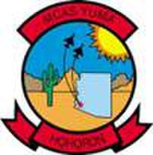 Headquarters and Headquarters Squadron - Image: HHS MCAS Yuma