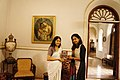 HH Princess Aswathi Thirunal and Jasmine James.jpg
