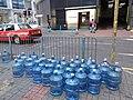 HK 觀塘 Kwun Tong Nov 2018 SSG wai yip street blue bottle water logistics n fence 01.jpg