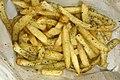 HK CWB McDonald's Building Restaurant food potato french fries 紫菜味粉 摇摇樂 薯條 Seaweed seasoning Sept 2018 IX2 06.jpg