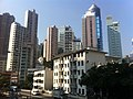 HK Mid-levels 上亞厘畢道 Upper Albert Road view 己連拿利 Glenealy residential buildings Dec-2011 009.jpg