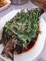 HK SYP food 晚餐 dinner 蒸魚 steamed fish February 2021 SS2 11.jpg