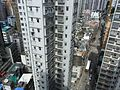 HK Sai Ying Pun 5 Water Street Cheong Wing Court view 02 Hoi Sing Building Aug-2012.JPG