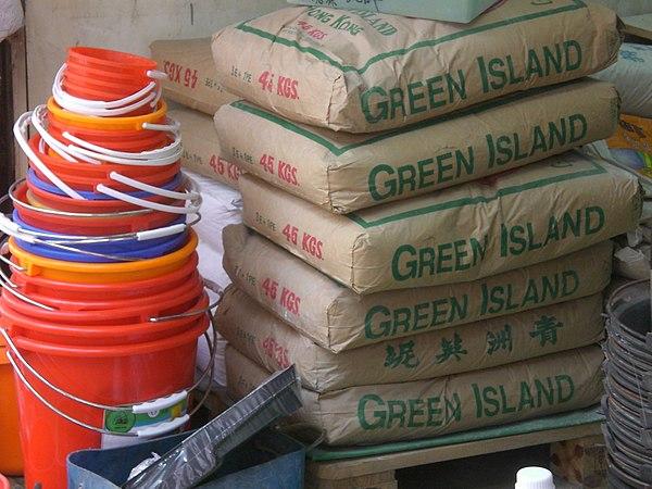 Green Island Cement Hong Kong