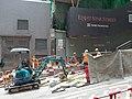 HK WC 灣仔 Wan Chai StarStreet 星街小區 永豐街 Wing Fung Street construction site Eight Star Street April 2021 SS2 03.jpg