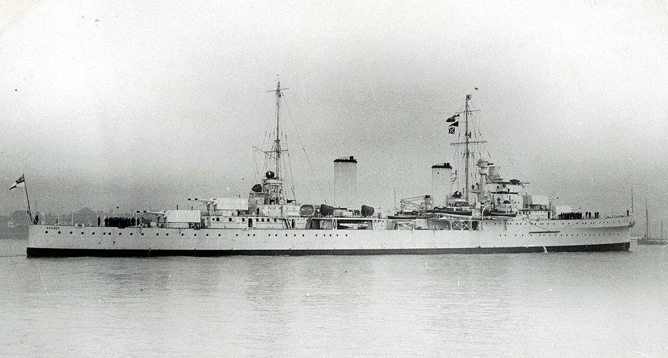 HMAS Sydney SLV H98.105 2529