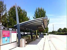 HSY- Los Angeles Metro, Van Nuys, Platform 1