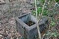 Hachijo-Kojima Island Toriuchi district traces of the Rainwater tub 06.jpg