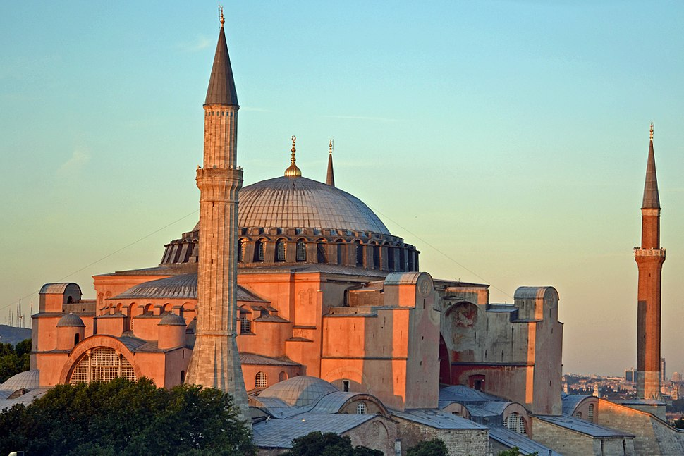 Hagia Sophia 2017