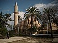 Hala Sultan Tekke Moschee - panoramio - Arnold Schott (1).jpg