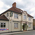 Half Moon, Harewood Road, Collingham (Taken by Flickr user 17th June 2012).jpg