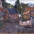 Halfdan Strøm - Fra Ekebergveien - Oslo Museum - OB.07361.jpg