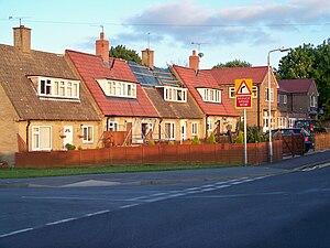 Hallfield - Image: Hallfield Lane