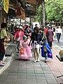 Halloween Parading of Kindergarten's Children at Xindong Street, Songshan District, Taipei 20171024a.jpg