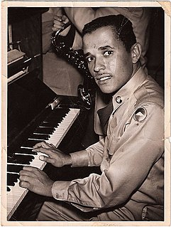Hampton Hawes American jazz pianist