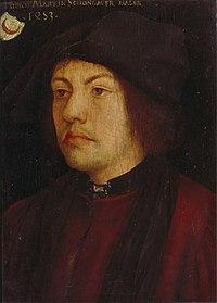 Hans Burgkmair d.Ä. - Bildnis Martin Schongauer (Kopie).jpg