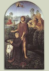 The Donor with St John the Baptist