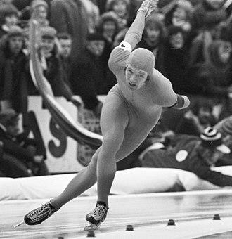 Hans van Helden - Hans van Helden in 1977