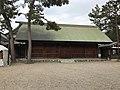 Haraedono Hall of Sumiyoshi Grand Shrine.jpg