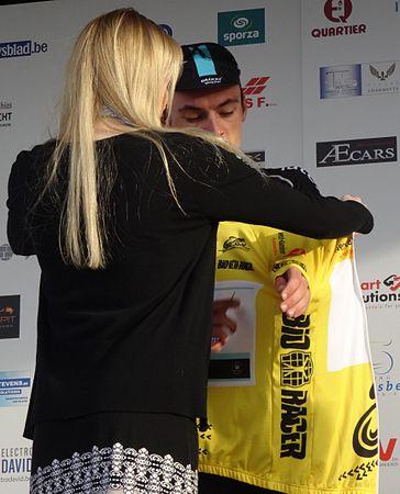 Harelbeke - Driedaagse van West-Vlaanderen, etappe 1, 7 maart 2015, aankomst (B21).JPG